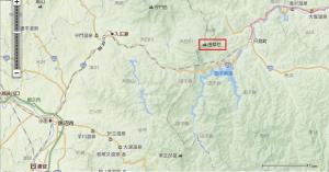 Map R385 浅草岳