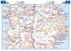 Touring mapple sample