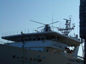 KOYO MARU No.88 Heli-01