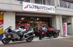 レンタルバイク墨田店